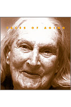 Faces of Aging by Nade Shabahangi book cover