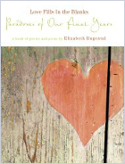Love Fills in the Blanks: Paradoxes for our Later Years book cover