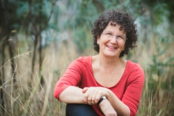 Bio pic of Julia Wolfson - author of Applying Deep Democracy in Human Services
